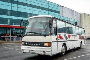Autobusu noma, bus rent – SETRA