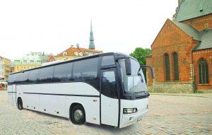 Autobusu noma, bus rent – VOLVO 51 seats